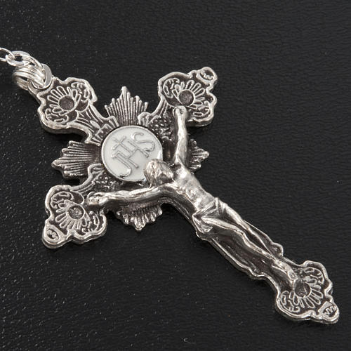 Ghirelli rosary in tiger's eye 6mm 3