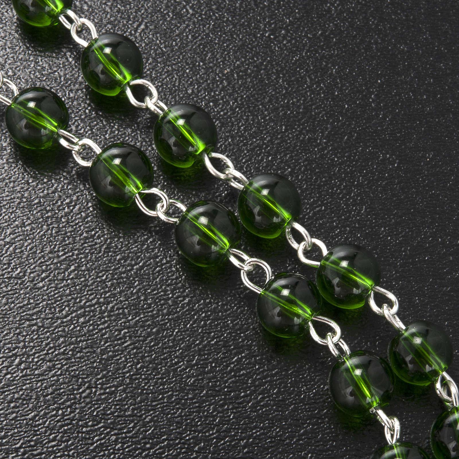 Rosario Ghirelli St. Patrick vetro verde 6 mm 4