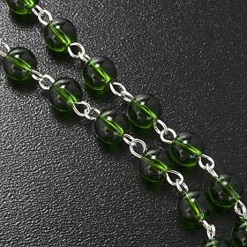 Rosario Ghirelli St. Patrick vetro verde 6 mm s6