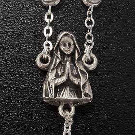Rosario Ghirelli ottone Madonna e grotta Lourdes s4