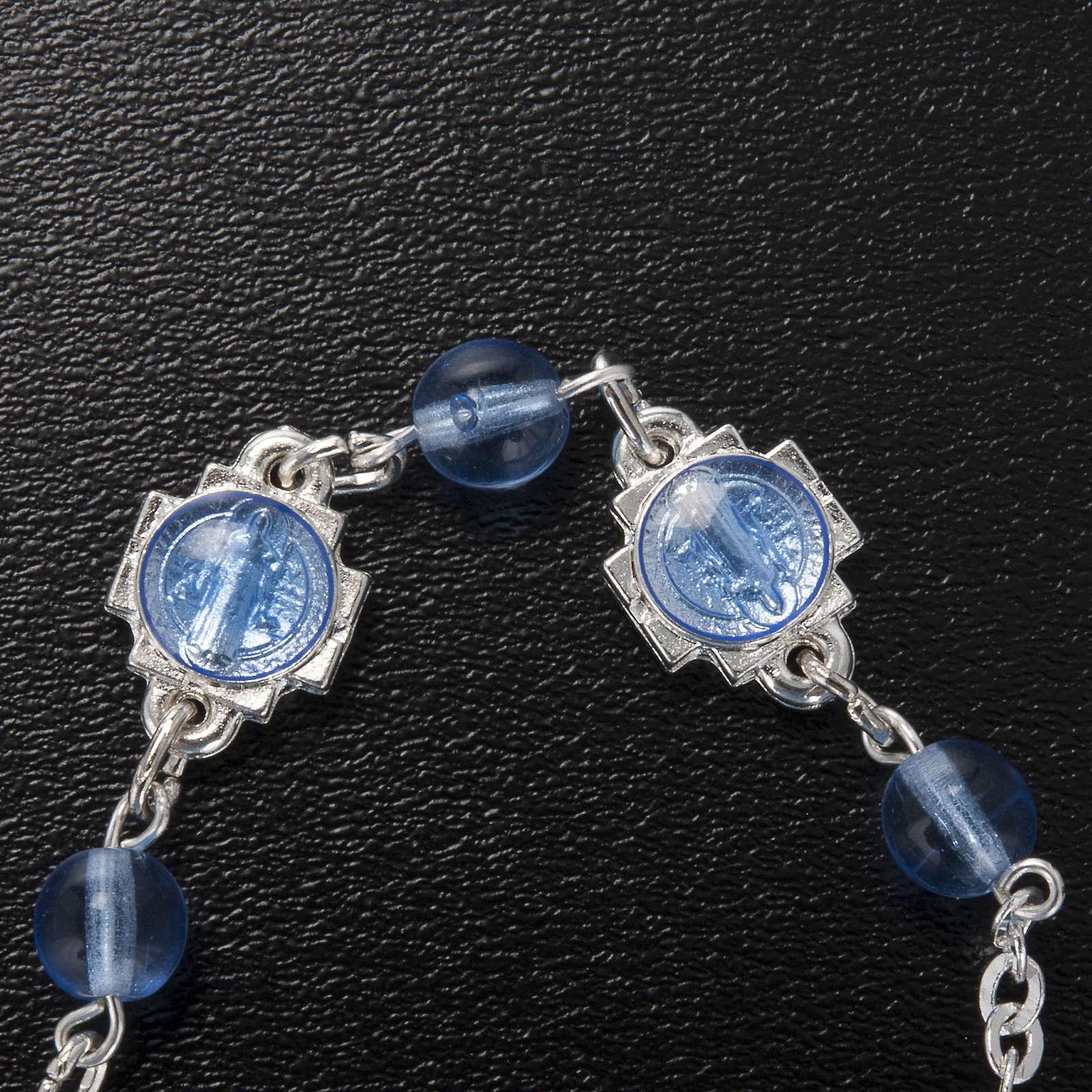 Ghirelli bracelet single decade St. Benedict 4