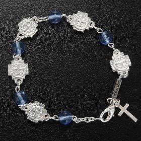 Ghirelli bracelet single decade St. Benedict s2