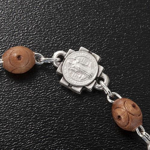 Ghirelli single-decade bracelet, Saint Benedict 8