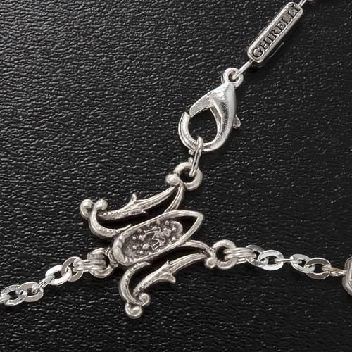 Dziesiątka Ghirelli Cudowny Medalik posrebrzany 6x8 mm 4