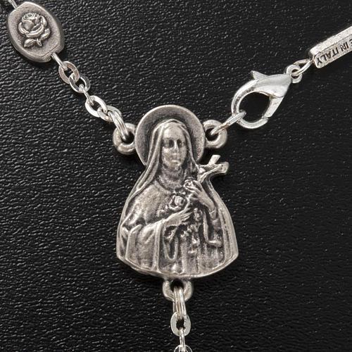 Dziesiątka Ghirelli Święta Teresa mosiądz 6x8 mm 4