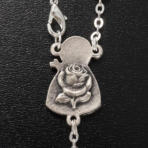 Dziesiątka Ghirelli Święta Teresa mosiądz 6x8 mm 5