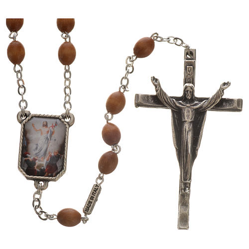 Ghirelli chaplet, Way of the Cross 15 stations 1