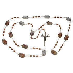 Coronilla Ghirelli Vía Crucis 15 estaciones s10
