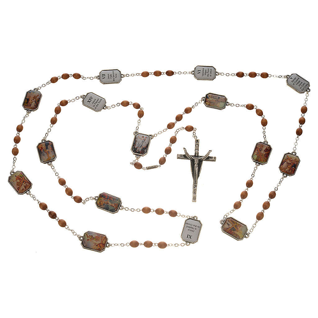 Ghirelli chaplet, Way of the Cross 15 stations 4