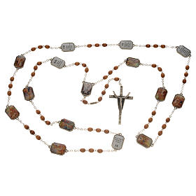 Ghirelli chaplet, Way of the Cross 15 stations s10