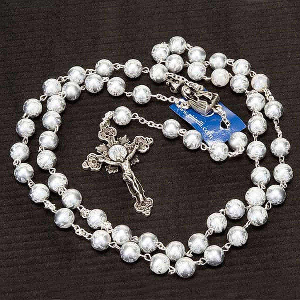 Rosario Ghirelli Nostra Signora di Fatima argento 4