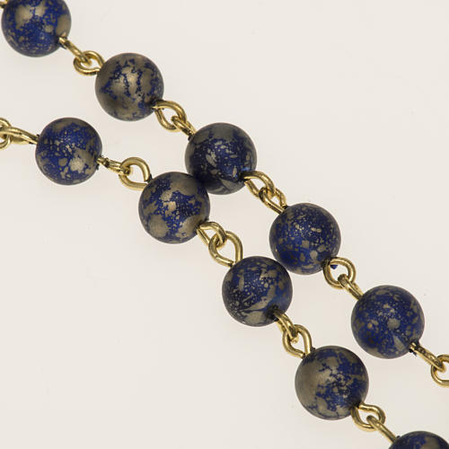 Ghirelli rosary with Lourdes grotto 6mm 3