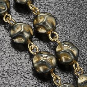 Rosario Ghirelli Madonna giallo e oro 8 mm s9