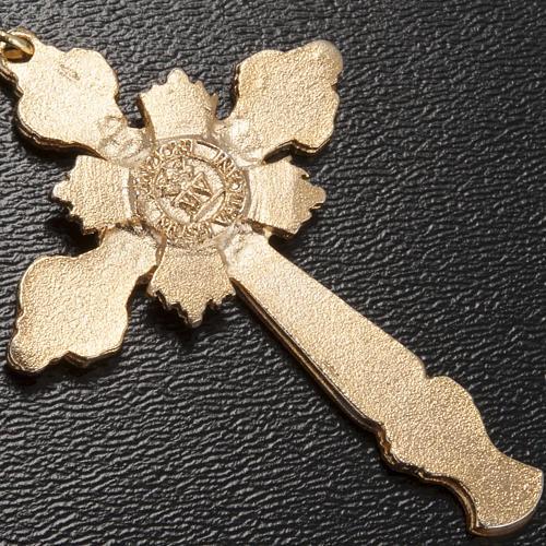 Chapelet Ghirelli Notre Dame avec enfant grains 7mm 5