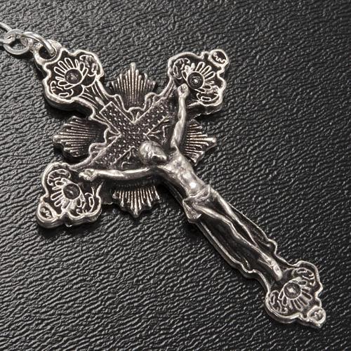 Rosario Ghirelli Madonna di Fatima grano ovale 7x5 mm 4