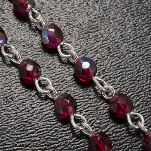 Rosario Ghirelli Lourdes rubino 3 mm 5