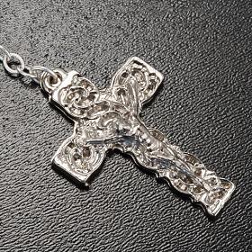 Ghirelli emerald rosary Lourdes Grotto 6mm s4