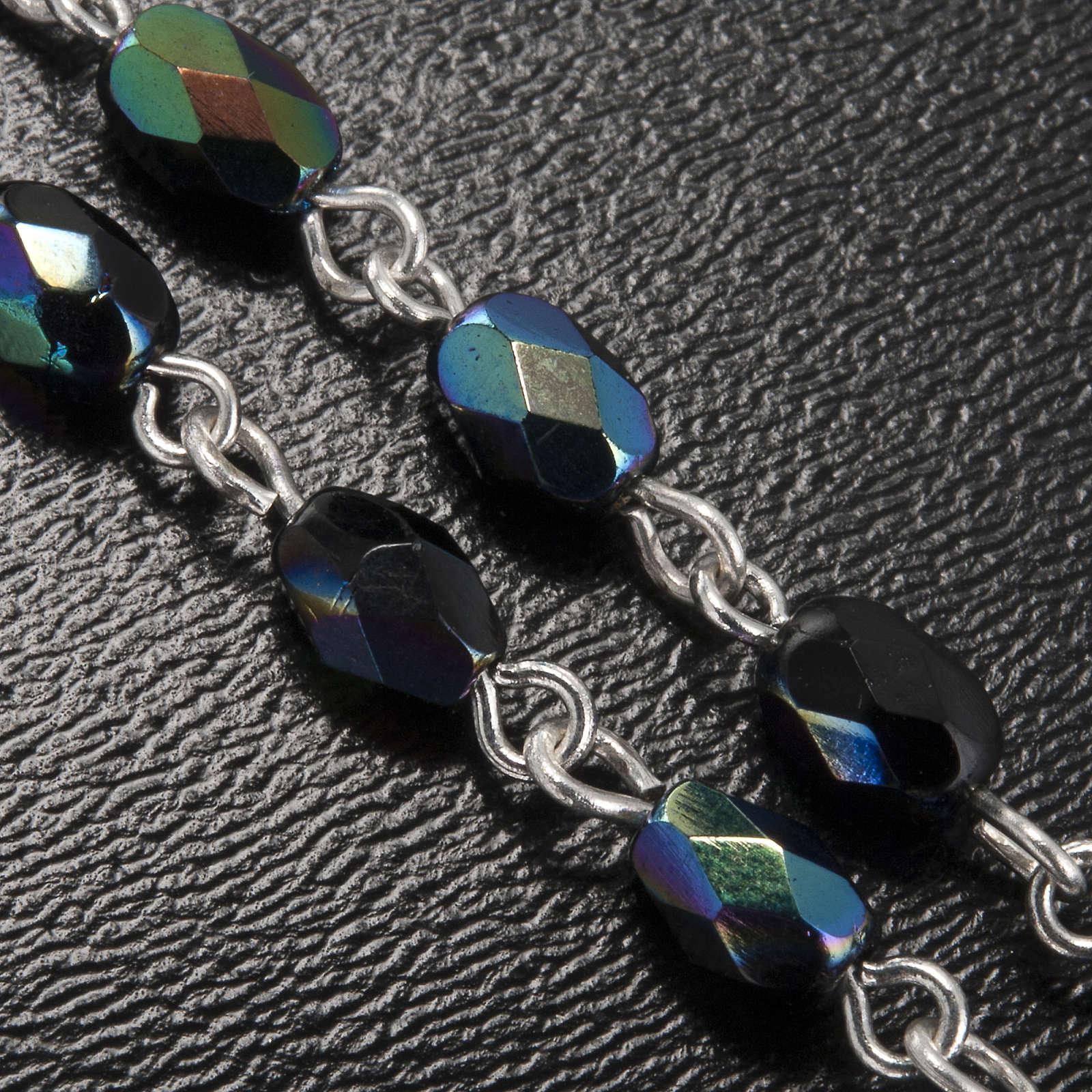 Rosario Ghirelli vidrio negro brillante 6mm 4