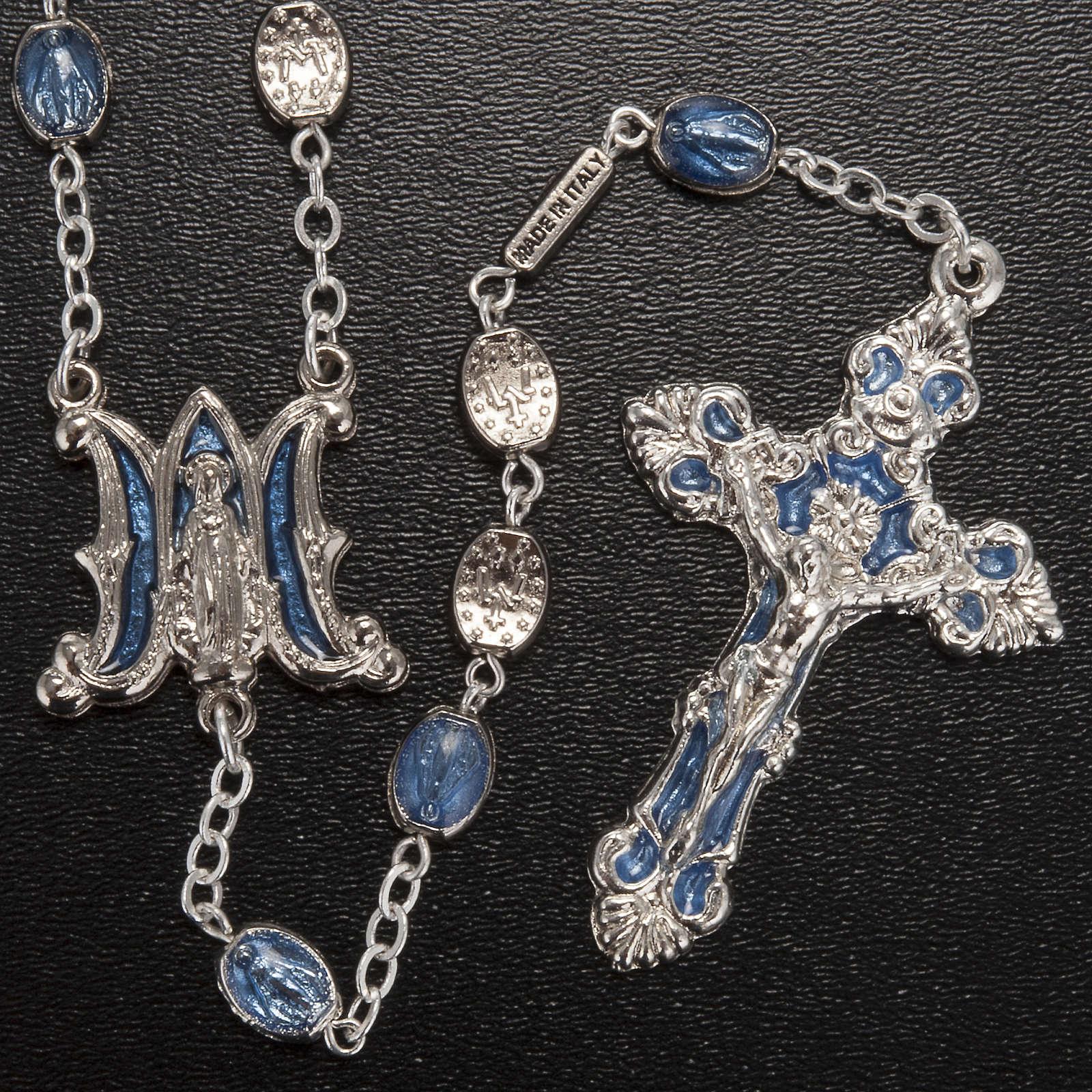 Rosario Ghirelli mariano grano con medaglia Miracolosa 4
