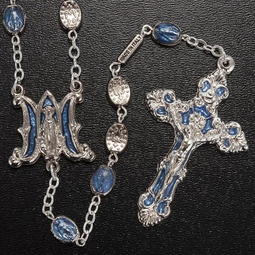 Rosario Ghirelli mariano grano con medaglia Miracolosa 2