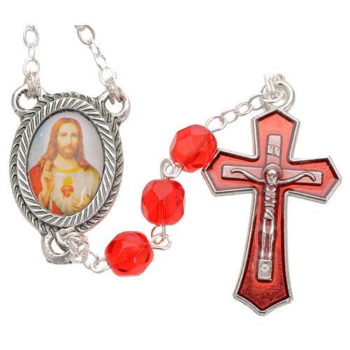 Rosario Ghirelli argentato Madonna di Loreto 10
