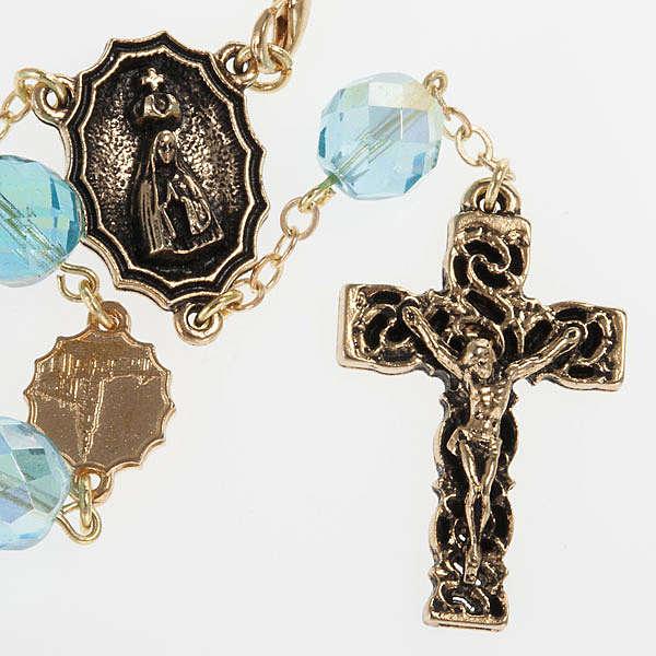 Rosario Ghirelli decina Madonna di Fatima 10mm 4