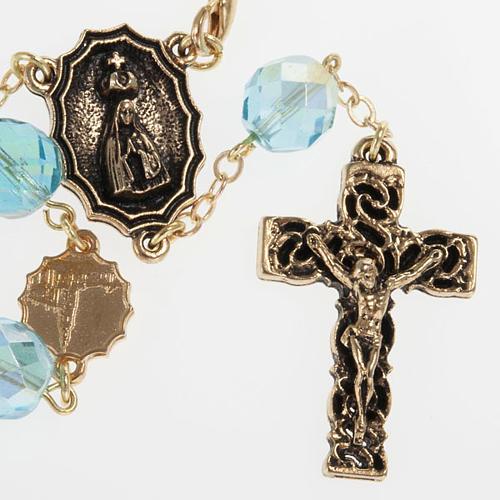 Rosario Ghirelli decina Madonna di Fatima 10mm 1