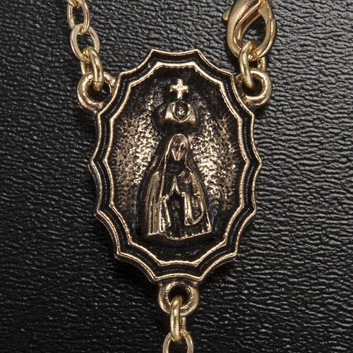 Rosario Ghirelli decina Madonna di Fatima 10mm 3