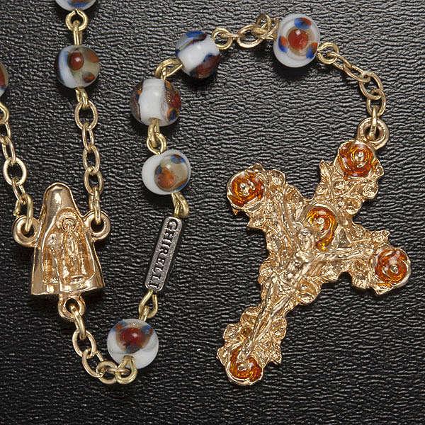 Rosario Ghirelli Nostra Signora di Lourdes 6 mm 4