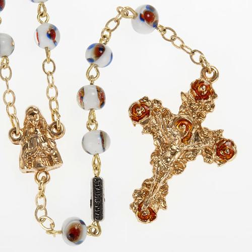 Rosario Ghirelli Nostra Signora di Lourdes 6 mm 1
