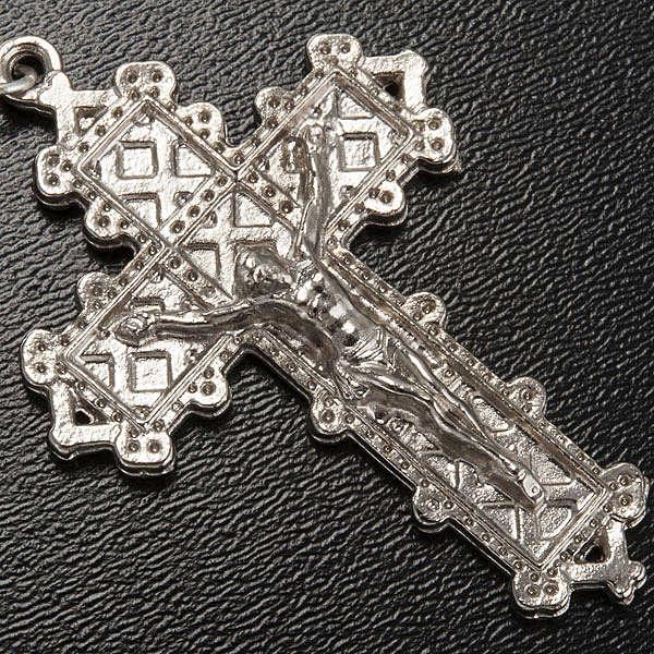 Terço Ghirelli imitação rocha 7 mm 4