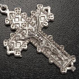 Chapelet Ghirelli Lourdes métallisé 7 mm s4