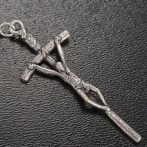 Chapelet Ghirelli Notre Dame de Paris médailles 6x8mm 4