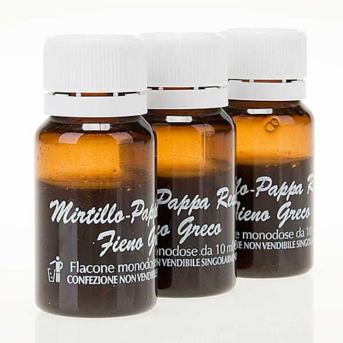 Energy drink- Benedictine Finalpia Herbalist 2
