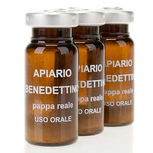 Lyophilized Royal Jelly- Finalpia Benedictine Herbalist 2