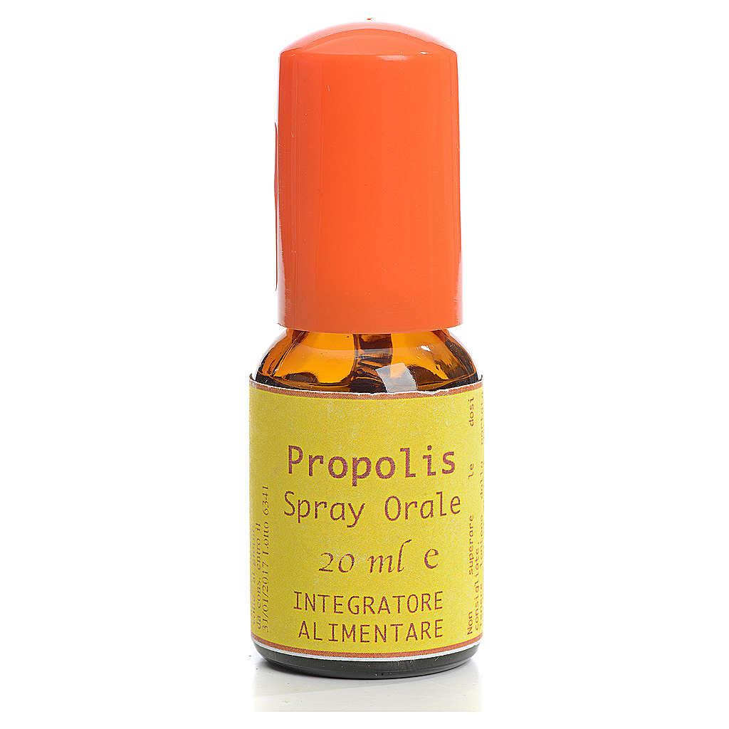 Propolis spray orale Erboristeria Benedettina 3