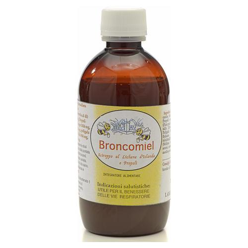Broncomiel cough mixture- Finalpia Benedictine Herbalist 1