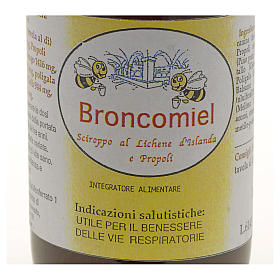 Broncomiel cough mixture- Finalpia Benedictine Herbalist s2
