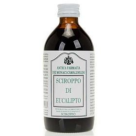 Sirop à l'Eucalyptus, 200 ml s1