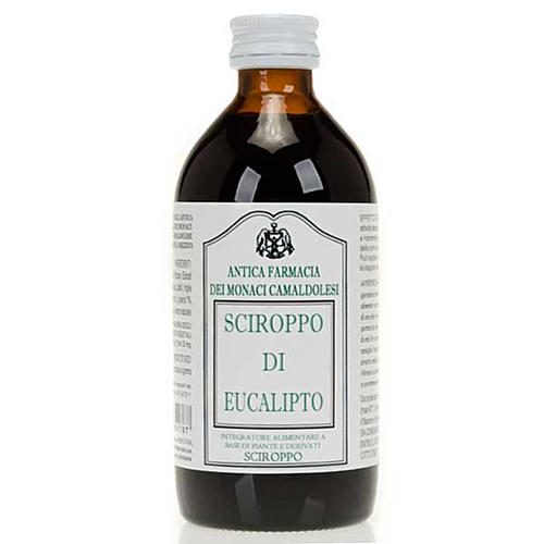 Sciroppo all' eucalipto 200 ml 1