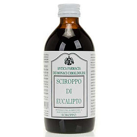 Camaldoli Eucalyptus syrup 200ml s1