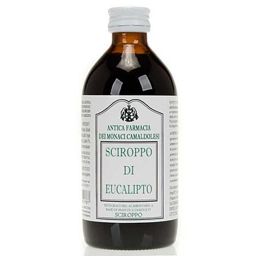 Camaldoli Eucalyptus syrup 200ml 1