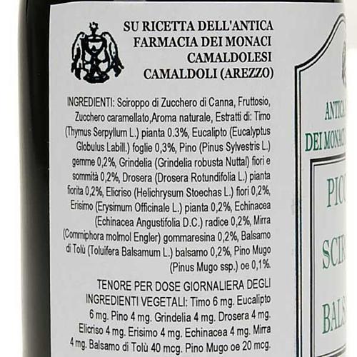 Sciroppo aromatico per bambini 200 ml 2