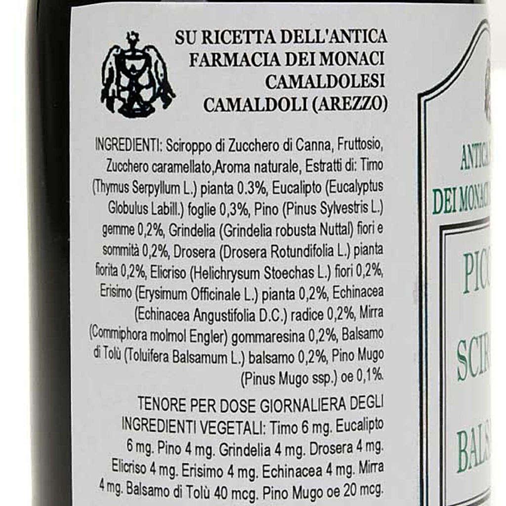 Syrop aromatyczny dla dzieci 200 ml 3