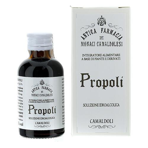 Propóleos solución alcohólica 30ml 1