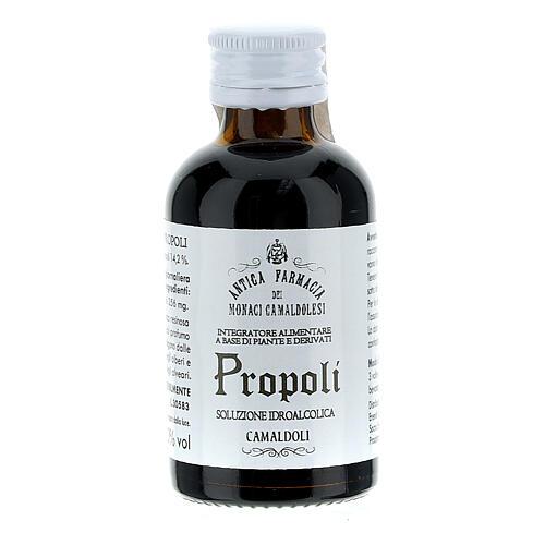 Propóleos solución alcohólica 30ml 2