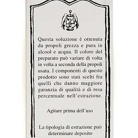 Propolis, produit à base d'alcool, 30 ml s2