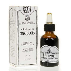 Camaldoli Propolis alcoholic solution 30ml s1
