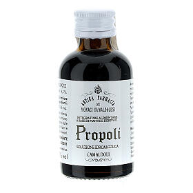 Camaldoli Propolis alcoholic solution 30ml s2