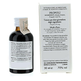 Camaldoli Propolis alcoholic solution 30ml s3